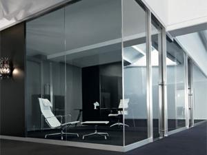 Arredamenti per ufficio pareti divisorie - Pareti divisorie mobili per abitazioni ...