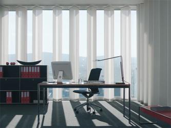 Tende antincendio silent gliss tende per ufficio e per la casa