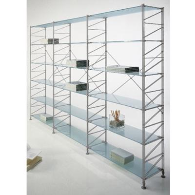 Libreria Metallo Modulare.Socrate Sistema Pelizza