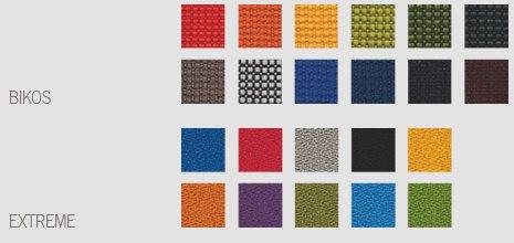 Five Net Colori seduta