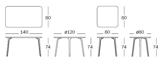 Misure tavoli ristorante base in ferro ghisa per tavoli ristorante with misure tavoli - Altezza tavolo da pranzo ...