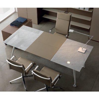 Scrivanie per ufficio scrivanie dal design unico per ufficio - Tavoli per ufficio ...