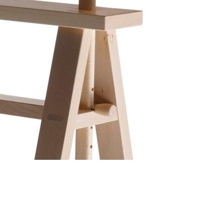 Lavagna da cucina: Cavalletti in legno per tavoli